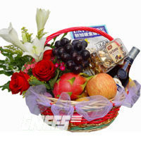 Fruit basket 6